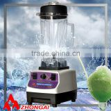 Commercial electric blender smoothies maker