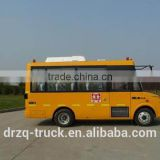 Dongfeng chassis school bus for infant / children / kid rated passenger 24-34 people