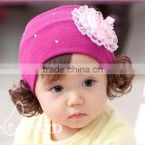 wholesale Winter wide crochet baby headbands