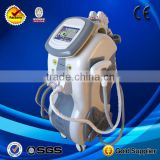 Fine Lines Removal Hot Sale E Light Ipl Intense Pulsed Flash Lamp Rf Nd Yag Laser 4 In 1multifunction Machine
