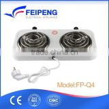 Factory Price Attractive electric stove 2 burners