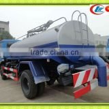 dongfeng 4x2 waste water suction truck,liquid waste trucks