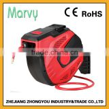 Hot new product 2015 portable automatic retractable air hose reel 20m for garage use