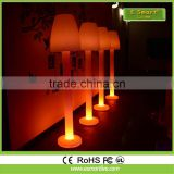 Wholesale CE PE plastic wireless stand LED floor lamp