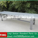 Patio benches outdoor benches,backless park bench