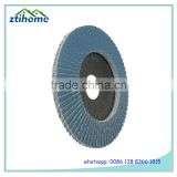 Emery Cloth overlapped Abrasive Sanding Discs for polishing