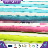 2016 China Yarn Dyed Stripe Knit Jacquard Fabric School Uniform Material in China