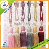 High quality big tassel fringe/ differernt size beautiful tassel for decoration hot sellong