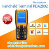 WinCE mobile terminal bluetooth RFID reader with barcode scanner (PDA2802)