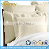 100% cotton downproof fabric with 10% duck down,90% feather filling down pillow