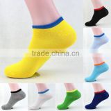 fancy cotton men ankle socks