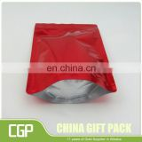 factory sale food grade stand up pouch custom printed laminated mylar ziplock aluminum foil bags