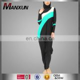 INquiry about Modest And High Quality Swimwear Lycra Material Women Islamic Swimsuits Girls Islamic Clothing Muslim Swimwear