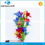 High Quality Vanishing Cane To Flower Magic Tricks with 19 flowers