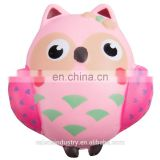 Jumbo Squishy OWL Squishy Slow Rising Sweet Scented Vent Charms Kid Toy Hand Toy