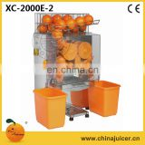 Fresh orange juice machine,Juice extrating machine XC-2000E-2