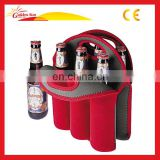 2014 Hottest Selling Personalized 6 Can Tube Cooler