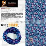 Flower neckerchief,fashion scarf
