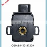 Inquiry about Throttle position sensor for Daihatsu oem# 89452-87209 179950-2140