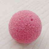 High elastic sponge foam silicone/rubber ball for vibrating screen