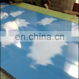 blue color Prepainted galvanized coil/PPGI/Color Coated steel coil in stock
