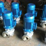 IHG Vertical stainless steel chemical centrifugal pump
