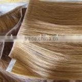 Wholesale super quality Brazilian hair Tape Hair Extension