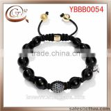 Customized handicraft diamond ball bracelet(OEM ODM)