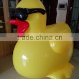 2016 Best sale mini inflatable duck,giant inflatable yellow duck,inflatable floating duck for sale