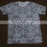 2014 OEM Sublimation Custom T Shirt Printing, Sports Run Wear ,bamboo t shirt