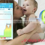 Smart device health digital baby temperature monitor                                                                         Quality Choice