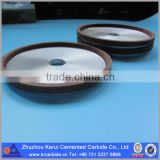 Various types of diamond grinding wheels for tungsten carbide sharpening