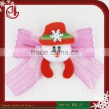 New Best Quality Christmas Decoration Santa Claus Christmas Tree Ornamet 2pcs -a set Christmas Gift
