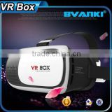2016 Factory Directly V2 VR 3D Glasses 2.0 virtual reality VR BOX 3D Glasses google cardboard 3D glasses for promotional gift
