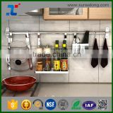 Stainless Steel Kitchen Accessories Organizer Rack