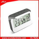 New Innovation! Silicon Digital Kitchen Timer, Countdown/Countup Timer, Kitchen Timer with Fridge Magnet and Stand Support