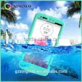 hybrid kickstand rugged smartphone waterproof case for LG G3