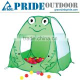 Cartoon Frogs Beautiful Kids Animal Playing Child Indoor Outdoor Fun Game-House Play Tent