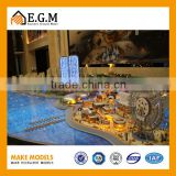 High rise Architecural building models ,commercial building models with beautiful landscape