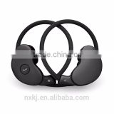 Noise Cancelling mini sport bluetooth stereo headset ear hook business ear earphone cheap wireless bluetooth headphone