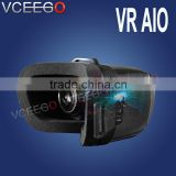 Hot selling 42mm optical resin lens virtual reality aio without using your phone