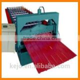 double layer corrugated metal roofing /wall trusses roll forming machine
