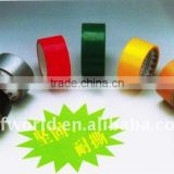 Colorful duct cloth adhesive tape with strong adhesion and high tensile strength