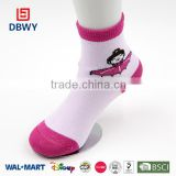 2015 new design girl colourful baby sock and cotton children sock