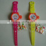 Watch with candy