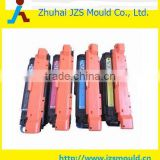 Compatibal laser Printer Color Toner Cartridge for HP CE260X/260/1/2/3A, BK/C/Y/M