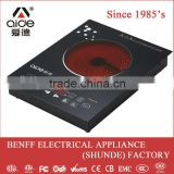 Metal housing with CB CE certificate electric control glass oven electric infrared burner