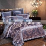 2016 Hot New Product Luxury Jacquard Embroidery Bedding Set and Comforter Set China Textile                                                                         Quality Choice                                                     Most Popular