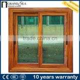 Cheap price of interior aluminum frame sliding double glass window designs                                                                                                         Supplier's Choice