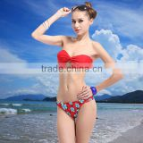 brand name wholesale women bandage bikini bathing suit